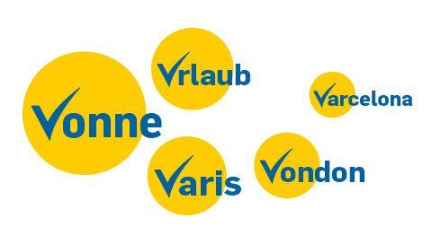 vtours - Urlaub schreibt man mit V.
